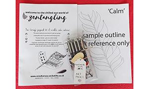 Zentangling art pack 1