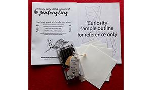 Zentangling art pack 2